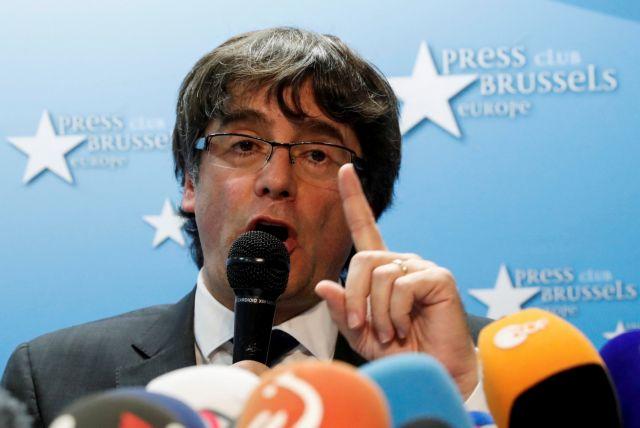 Εξετάζεται στο Βέλγιο το ένταλμα σύλληψης του Πουτζδεμόντ | tovima.gr