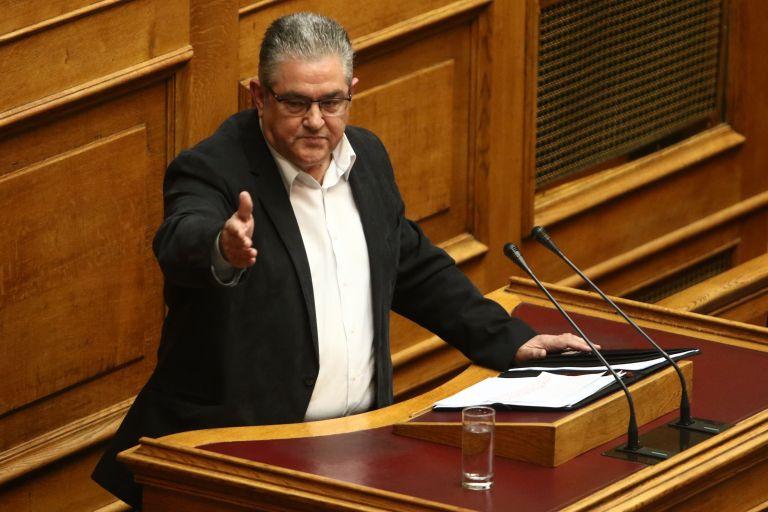 Κουτσούμπας: Τερατούργημα το ν/σ του υπουργείου Υγείας   tovima.gr