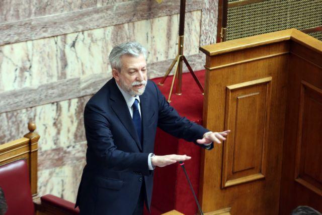 Κοντονής για Κουφοντίνα: Η άδεια δε χορηγήθηκε από την κυβέρνηση | tovima.gr