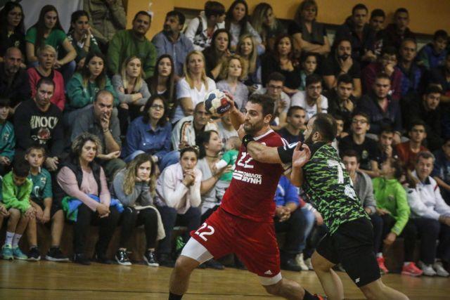 Α1 χάντμπολ: Νίκη του Ολυμπιακού επί του Διομήδη Αργους | tovima.gr