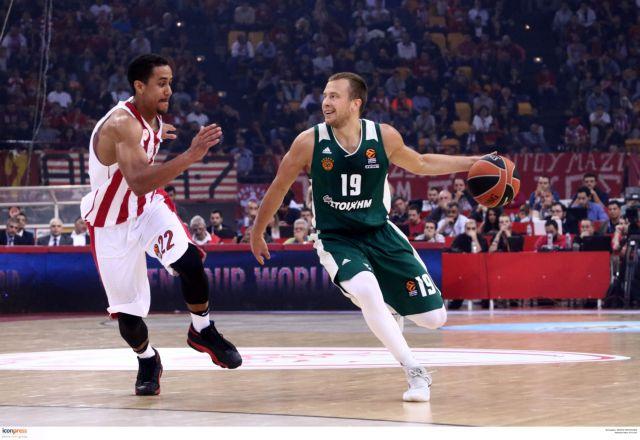 Euroleague: Δεύτερη «διαβολοβδομάδα» για Ολυμπιακό και Παναθηναϊκό | tovima.gr