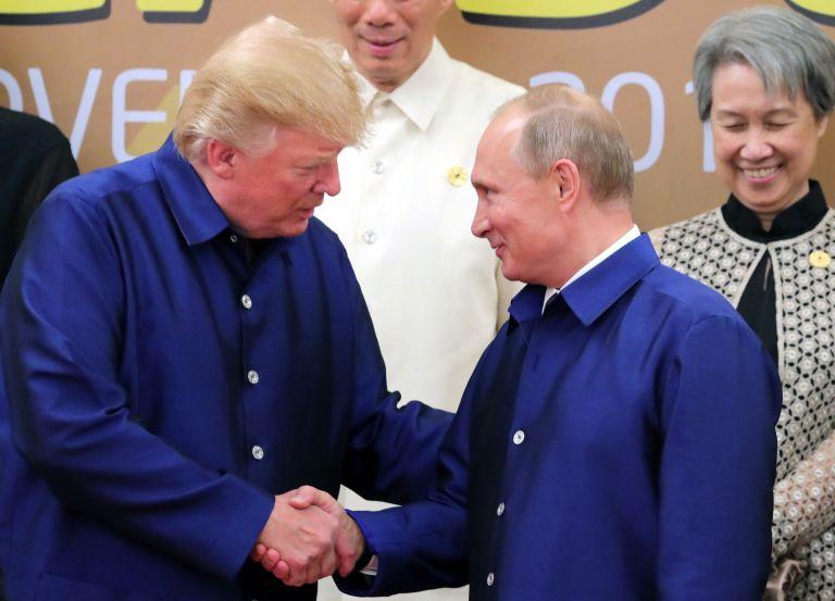 Ρωσία: Νωρίς να μιλάμε για αναθέρμανση σχέσεων με τις ΗΠΑ | tovima.gr