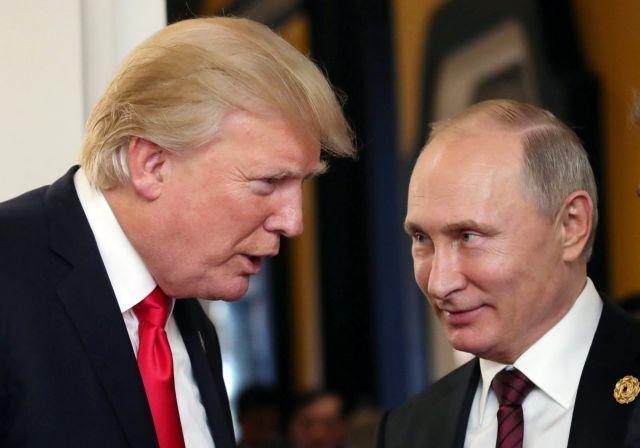Πομπέο: Τράμπ και Πούτιν έχουν πολλά να πουν μετά την σύνοδο του ΝΑΤΟ | tovima.gr