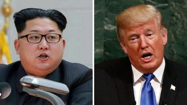 Τραμπ: Ο Κιμ Γιονγκ Ουν με αποκάλεσε «γέρο» | tovima.gr