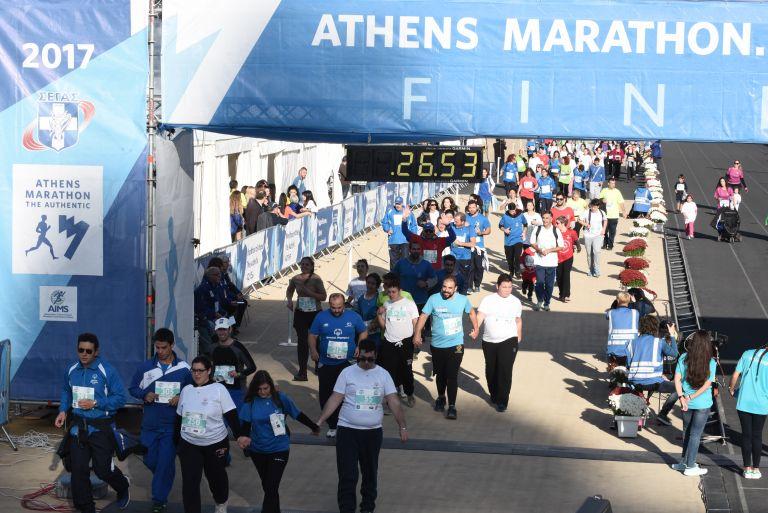 Κλειστό το κέντρο της Αθήνας λόγω Μαραθωνίου   tovima.gr