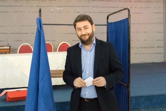 Ανδρουλάκης: Στόχος ένα θεσμικό κόμμα χωρίς ποσοστώσεις | tovima.gr