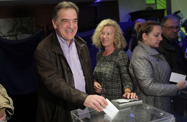 Γάτσιος: Ανάγκη της κοινωνίας για μια νέα αρχή   tovima.gr