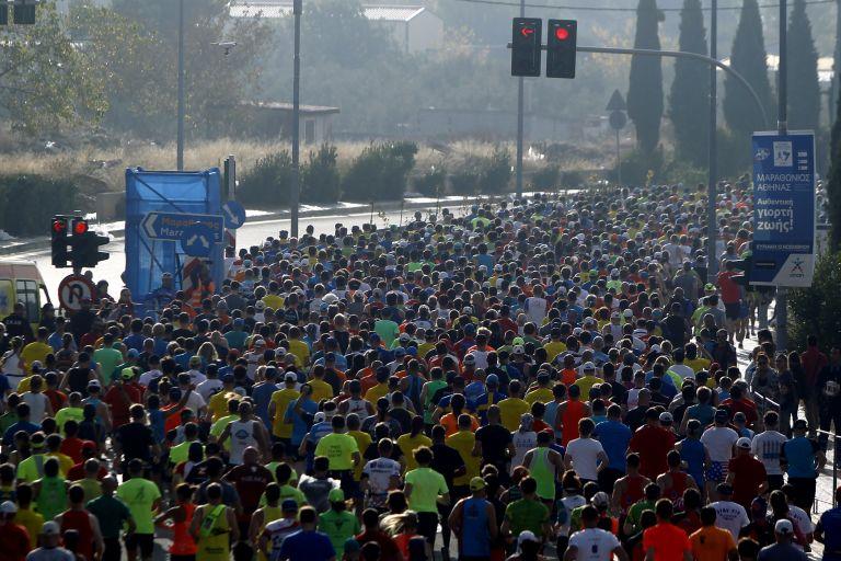 35ος Μαραθώνιος της Αθήνας, ο αυθεντικός   tovima.gr