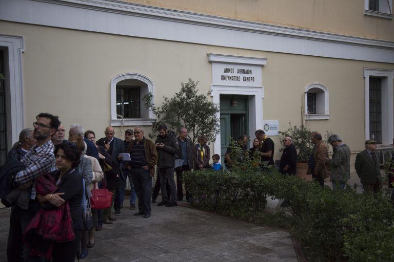 Οι ψηφοφόροι της κεντροαριστεράς επανιδρύουν την Δημοκρατική Παράταξη   tovima.gr