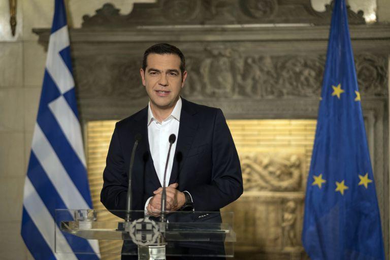 Tsipras announces social welfare hand-outs | tovima.gr
