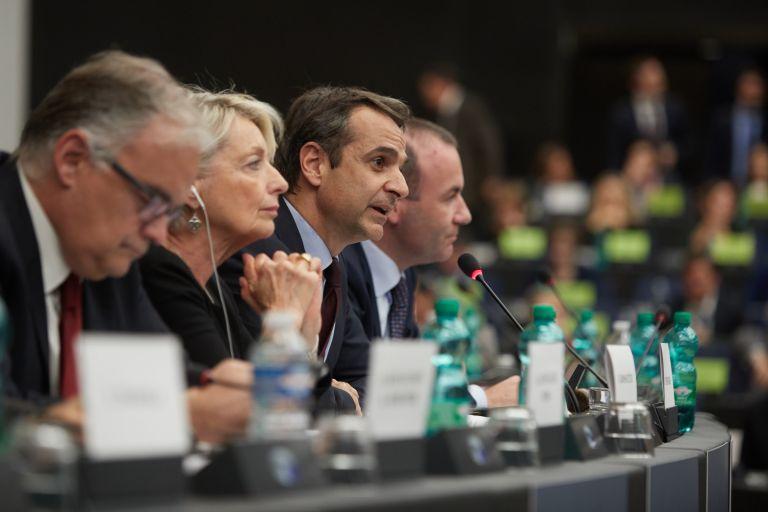 Τι ρώτησαν τον Κυρ. Μητσοτάκη στο ΕΛΚ, στο Στρασβούργο | tovima.gr