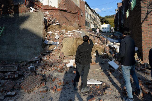 Ν.Κορέα:Σεισμός 5,4 βαθμών με τραυματίες κι υλικές ζημιές | tovima.gr