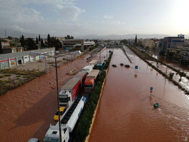 Ανοιχτή η νέα εθνική οδός Αθηνών – Κορίνθου | tovima.gr