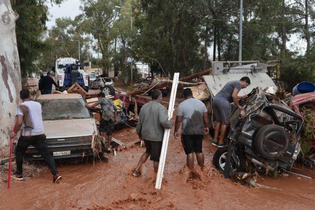 Κέντρα Αποκατάστασης Υγείας για τα θύματα της πλημμύρας | tovima.gr