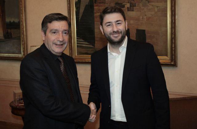 Κεντροαριστερά: Καμίνης – Ανδρουλάκης ενόψει των επαναληπτικών εκλογών | tovima.gr