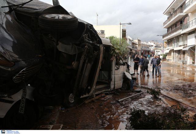Συλλυπητήρια γάλλου πρέσβη για τα θύματα πλημμυρών στη Μάνδρα | tovima.gr