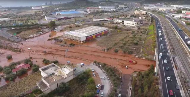 Η κυβέρνηση γλίστρησε στα νερά της πλημμύρας   tovima.gr