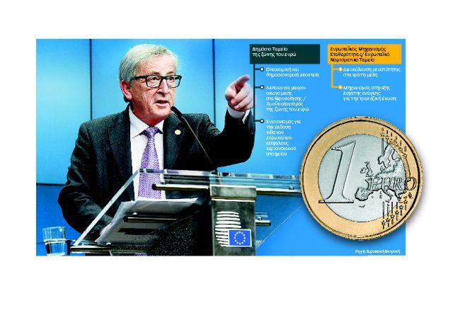 Το σχέδιο για τη νέα Ευρώπη και το ευρώ | tovima.gr