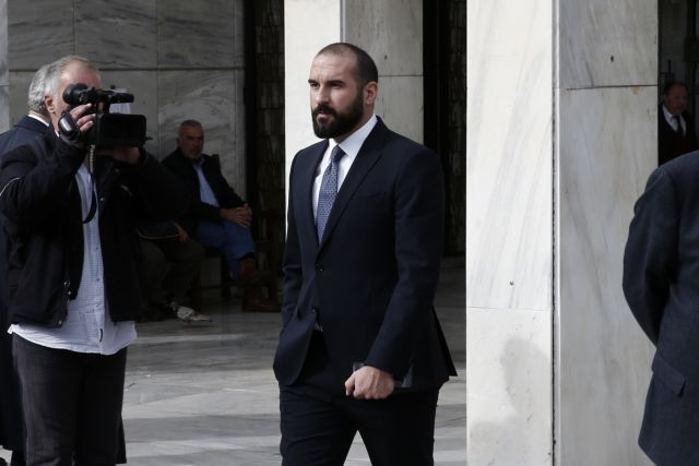 Τζανακόπουλος: Έξοδος από το μνημόνιο με ολοκλήρωση της αξιολόγησης | tovima.gr