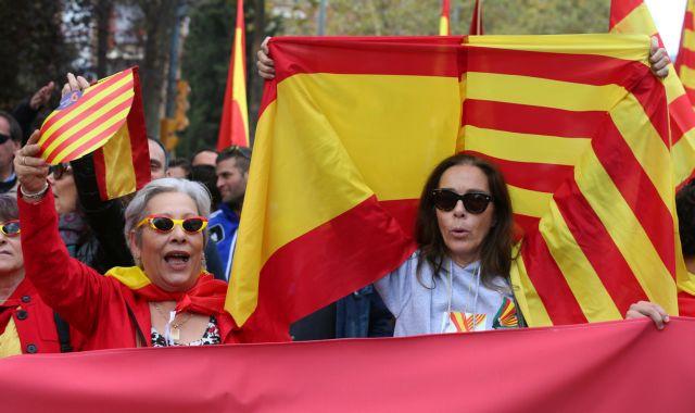 Καταλονία: 1στους 4 συμφωνούν με την ανεξαρτησία | tovima.gr