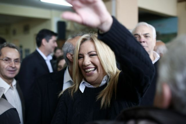 Gennimata gets clear mandate to lead new centre-left party | tovima.gr