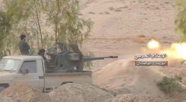 Στα χέρια του συριακού στρατού η πόλη Μπουκάμαλ | tovima.gr