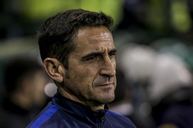 Ο Χιμένεθ ζήτησε συγγνώμη για τη συμπεριφορά του στο ματς με τον Παναθηναϊκό | tovima.gr