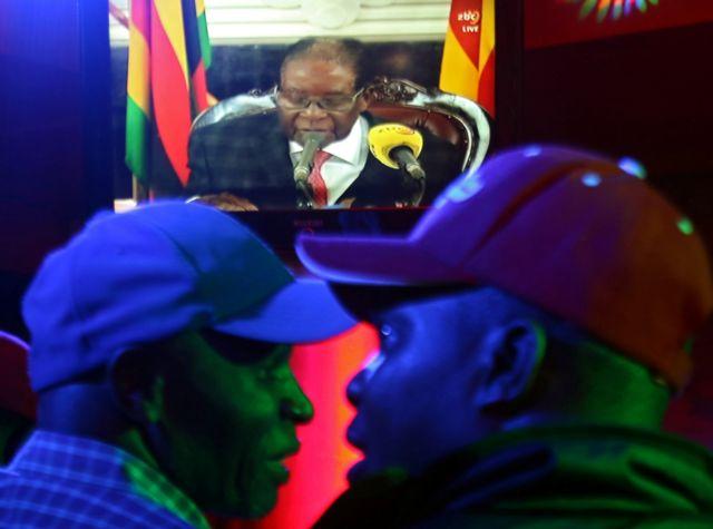 Ζιμπάμπουε: Ο πρόεδρος Μουγκάμπε συμφώνησε να παραιτηθεί | tovima.gr