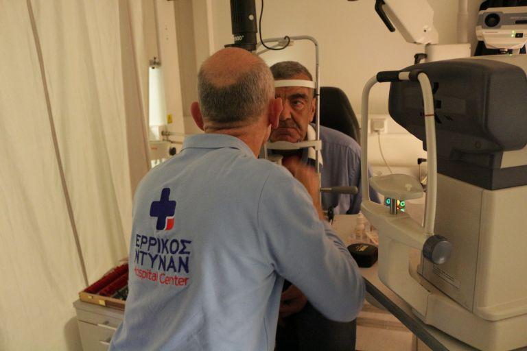 Στο ακριτικό Καστελλόριζο η κινητή μονάδα υγείας του Ερρίκος Ντυνάν   tovima.gr