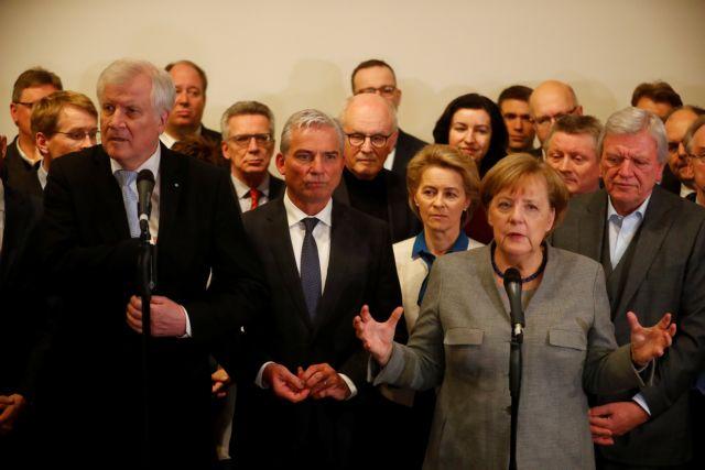 Γερμανία: Κυβέρνηση μειοψηφίας ή πρόωρες εκλογές   tovima.gr