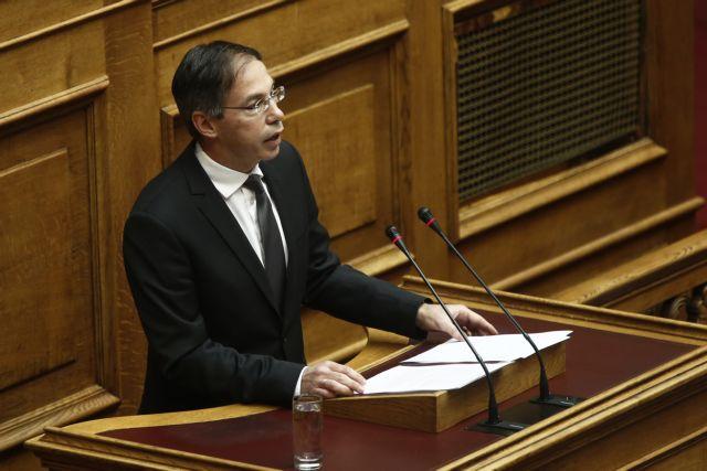 Μαυρωτάς: Σοβαρή η καταγγελία για πλαστογραφία εγγράφων   tovima.gr
