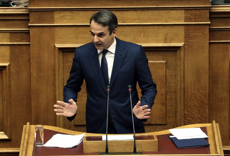 Σφοδρή κριτική Μητσοτάκη κατά Τσίπρα και Δούρου για την τραγωδία στην Δ. Αττική | tovima.gr