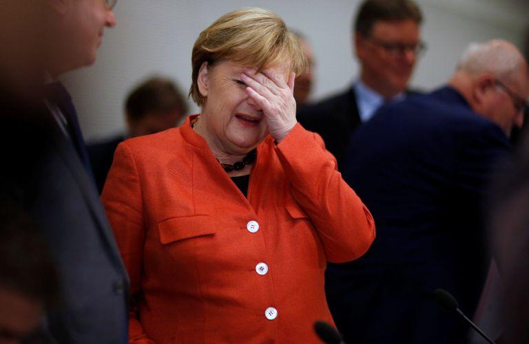 Γερμανία: Τρεις εβδομάδες για να λυθεί το πολιτικό αδιέξοδο   tovima.gr