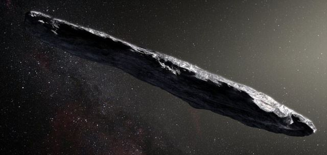 Πολύ παράξενος ο αστεροειδής που επισκέφθηκε το ηλιακό μας σύστημα | tovima.gr