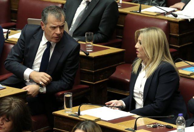 Τρικυμία κορυφής για εκλογές και συνεργασίες στο Κίνημα Αλλαγής | tovima.gr