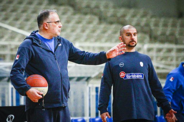 Τηλεοπτικά τα προκριματικά της εθνικής μπάσκετ | tovima.gr