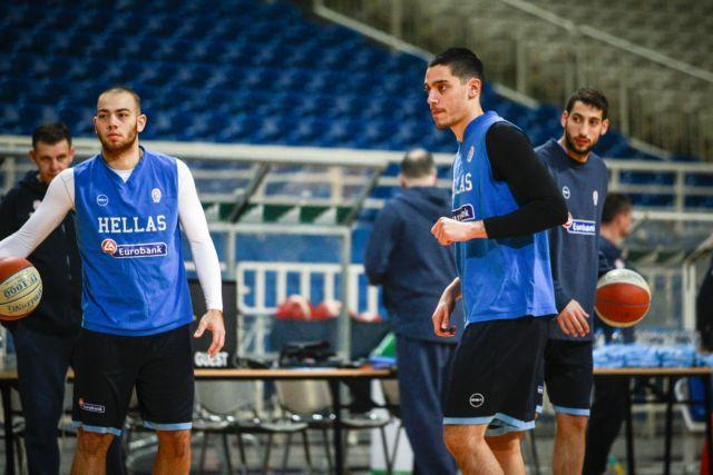 Από το Λέστερ ξεκινά η εθνική μπάσκετ | tovima.gr