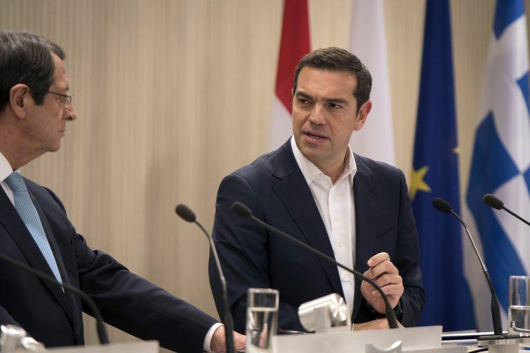 Αναστασιάδης: Περιμένουμε την Ελλάδα για την οριοθέτηση της ΑΟΖ | tovima.gr