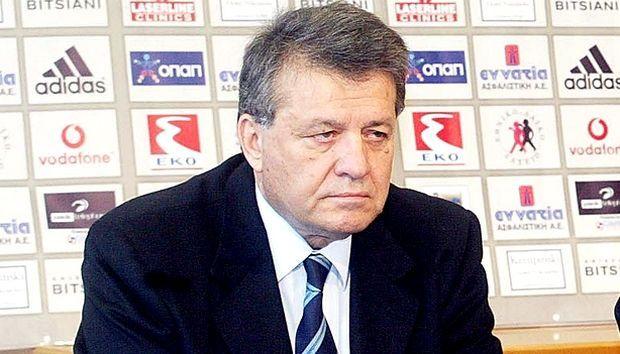 ΠΑΟΚ: Πέθανε ο Γιώργος Κασιμάτης σε ηλικία 76 ετών | tovima.gr
