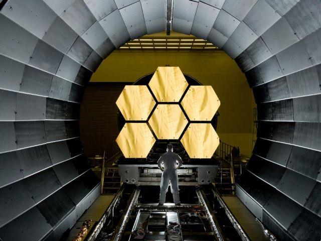 James Webb: Πέρασε τα τεστ ο διάδοχος του Hubble | tovima.gr