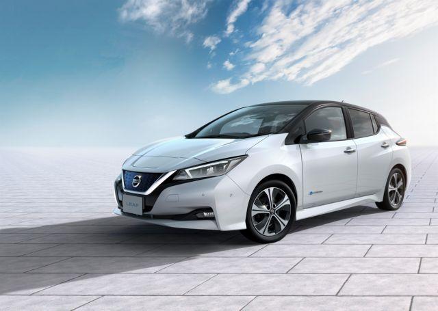 Nissan Leaf: Ενα κερδισμένο στοίχημα   tovima.gr