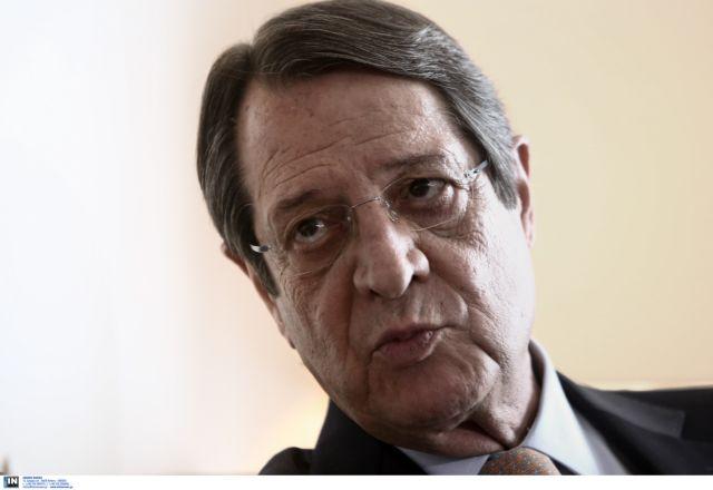 Αναστασιάδης: Η Τουρκία δεν συνεργάζεται με Κύπρο στο μεταναστευτικό | tovima.gr