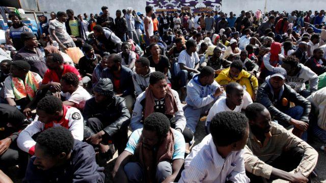 Λιβύη: Γνωστή η ύπαρξη σκλαβοπάζαρων, λένε ΜΚΟ και αναλυτές   tovima.gr