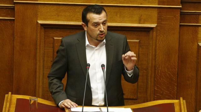 Ν. Παππάς: Η κυβέρνηση ετοιμάζει γραμμή άμυνας απέναντι στις κυβερνοεπιθέσεις | tovima.gr
