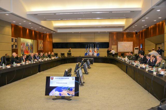 Κοινές πρωτοβουλίες Ελλάδας – Κύπρου στην Αν.Μεσόγειο   tovima.gr