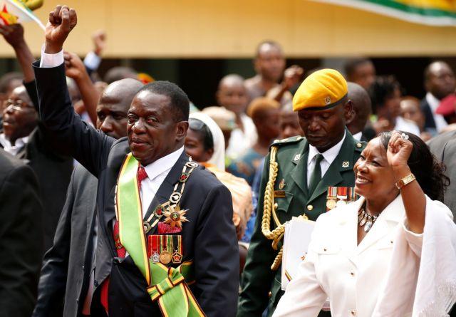 Θετική η διακυβέρνηση Μναγκάγκουα για τους Έλληνες της Ζιμπάμπουε | tovima.gr