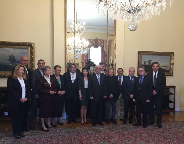 Συνάντηση ΠτΔ – φορέων για τη μικροβιακή αντοχή στα αντιβιοτικά | tovima.gr
