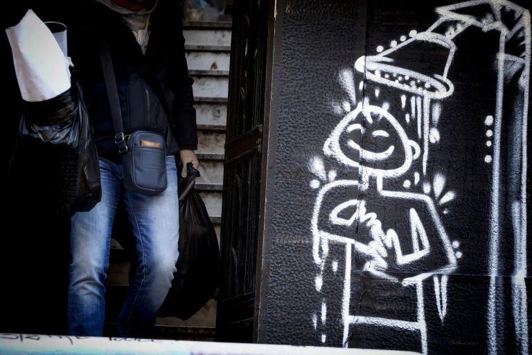 Εκκένωση κατάληψης στα Εξάρχεια – Τέσσερις συλλήψεις   tovima.gr