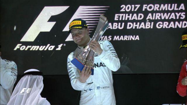 Αυλαία για την Formula1 με νικητή τον Μπότας | tovima.gr