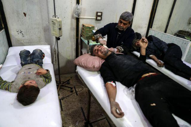 Ρωσία: Διήμερη κατάπαυση του πυρός στην ανατολική Γούτα Συρίας | tovima.gr